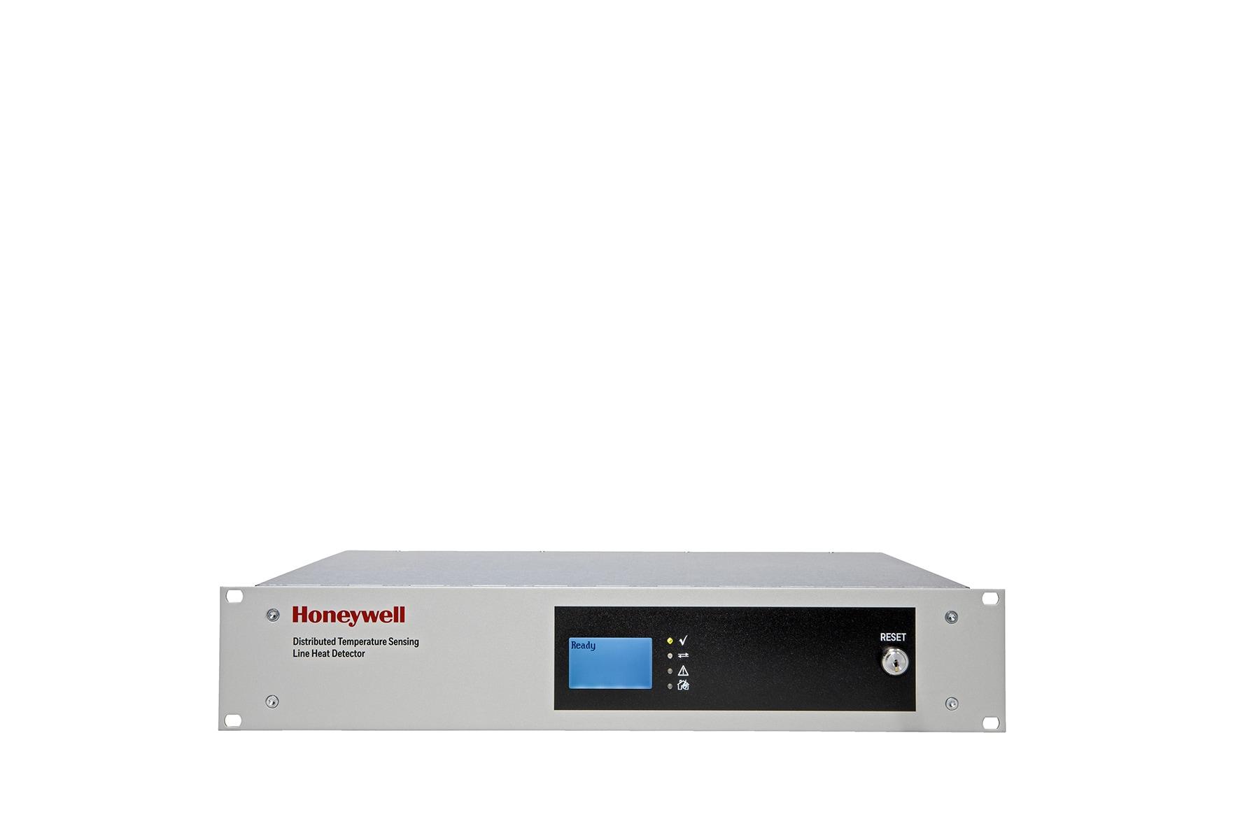 Line heat detector Honeywell DTS - evaluation unit, distance
